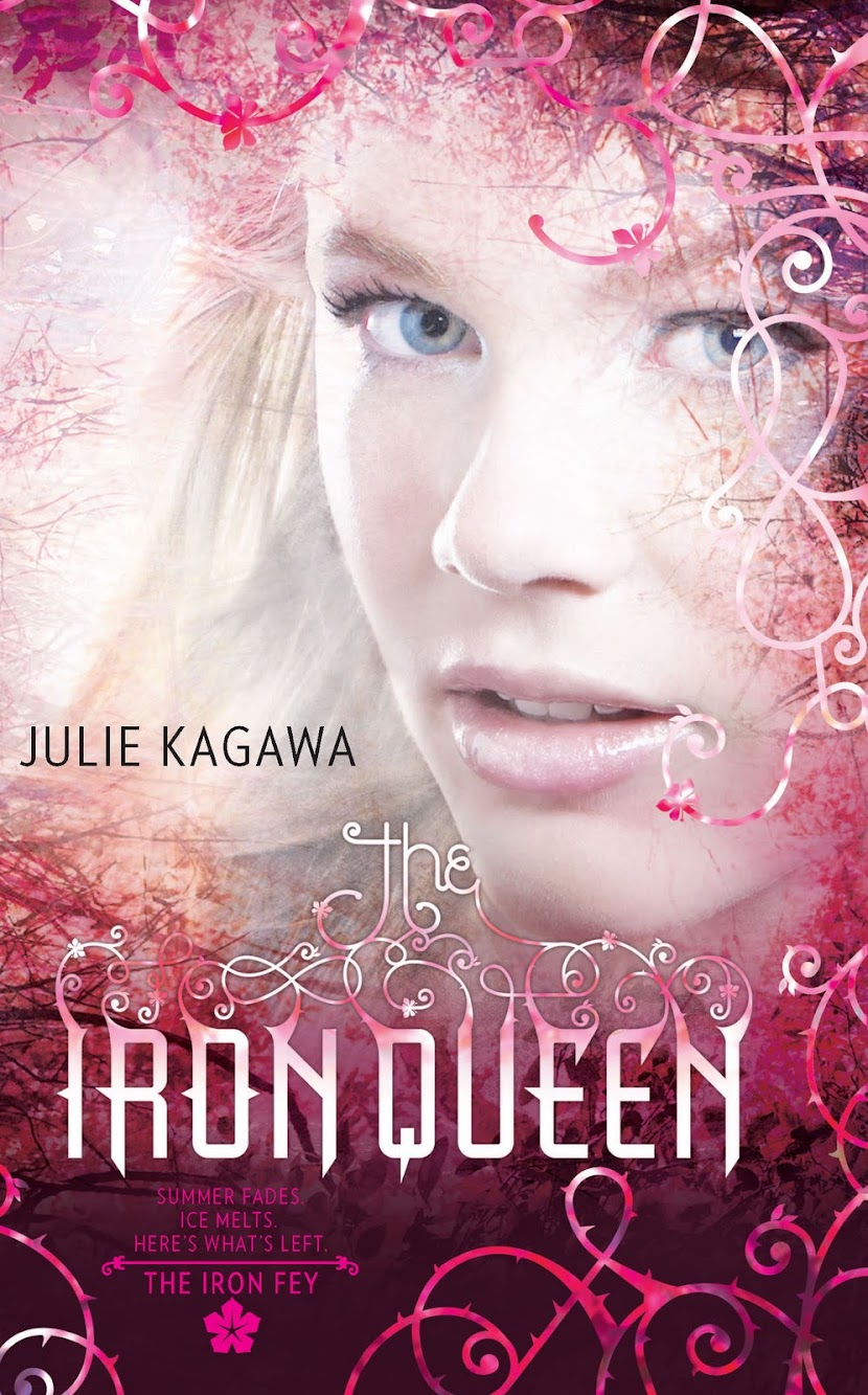 The Iron Queen — Julie Kagawa