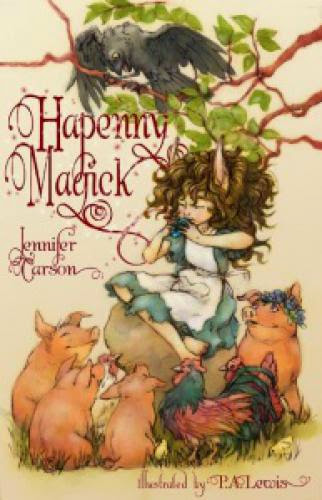 A Review Of Hapenny Magick By Jennifer Carson