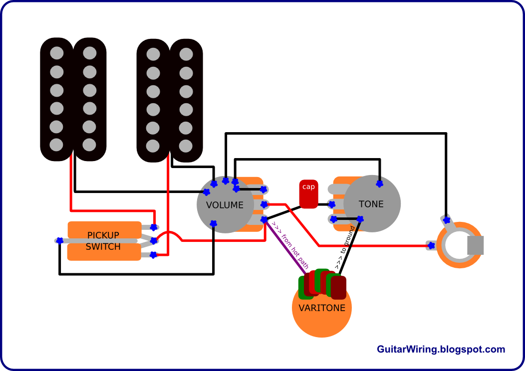 the guitar wiring blog diagrams and tips how to install a rh guitarwiring blogspot com Varitone Circuit epiphone lucille varitone wiring diagram