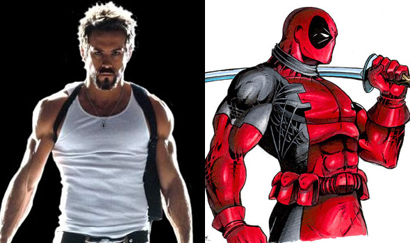 Deadpool Movie In The Works:celebrities0