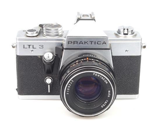 Praktica LTL3 (DDR, 1975)