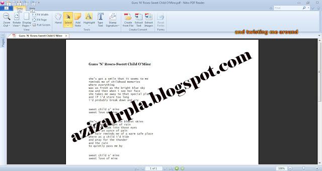 word to pdf converter nitro