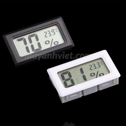 Ẩm kế điện tử - Kiểm tra độ ẩm máy ảnh - Máy Ảnh Việt