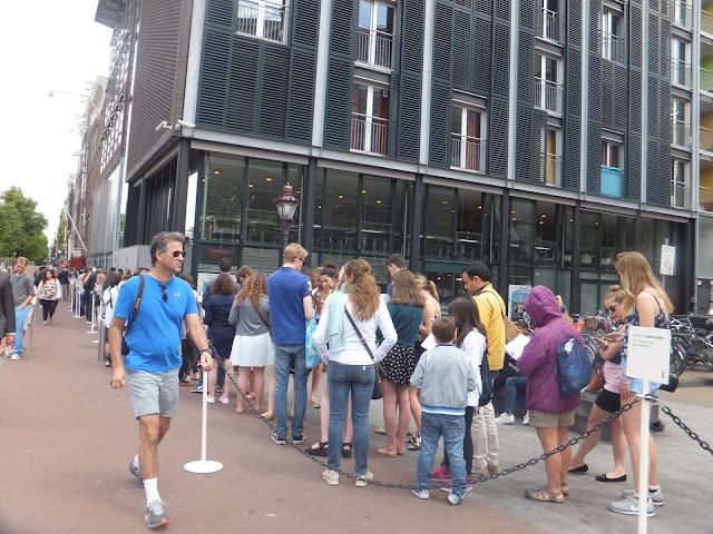 Casa de Ana Frank, Anne Frank Huis, Amsterdam, Elisa N, Blog de Viajes, Lifestyle, Travel