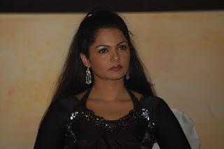 Anuya Bhagvath stills from Nagaram Audio Launch