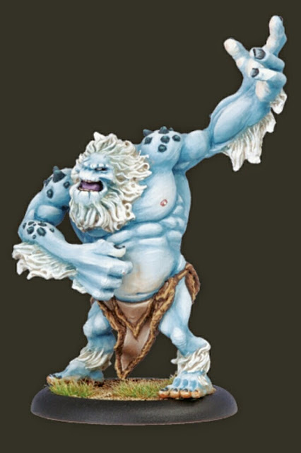 Yeti de Privateer Press