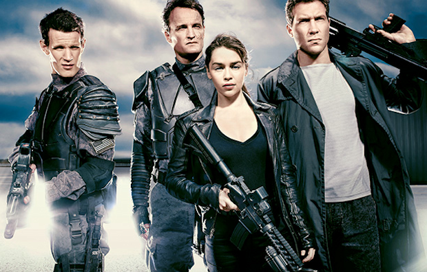 EW Covers and Photos Reveal First Look at 'Terminator: Genisys'