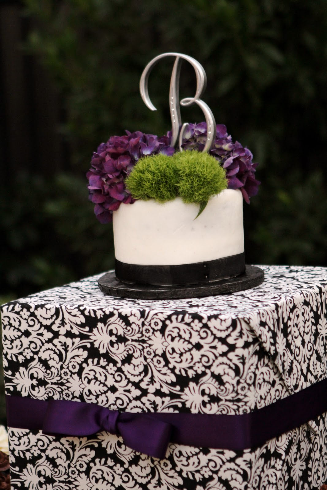 Chocolate Buttercream Wedding Cakes Viewing Gallery