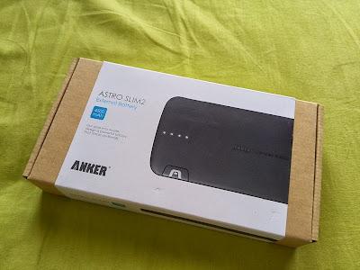 Anker Astro Slim2入手!!