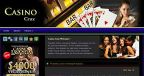 Casino Wordpress Theme - wpg133