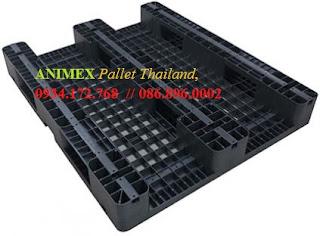 Pallet nhựa nhập khẩu 1000 x 1200
