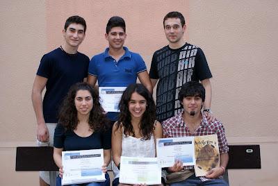 IXa edició dels Premis Comarcals per al Batxillerat
