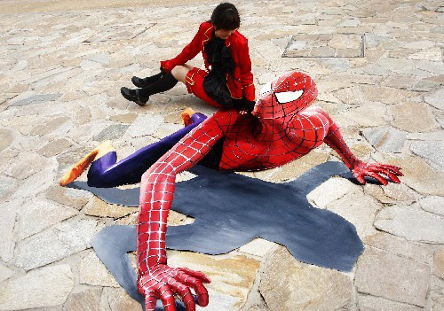 2 55+ Amazing 3D Street Art Guerrilla Marketing Examples Guerilla Marketing Example