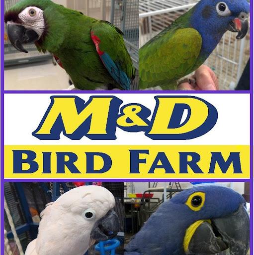 Terri Martin (M And D Bird Farm)