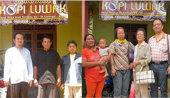 customer kopi luwak