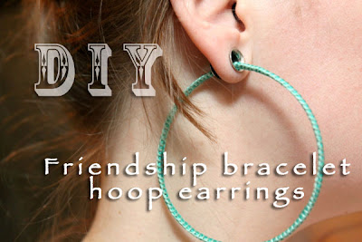 how to wear normal earrings with stretched ears