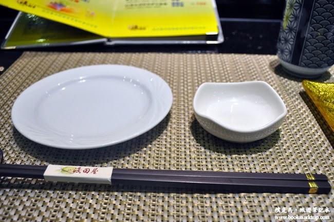 淺田屋日式料理用餐器具