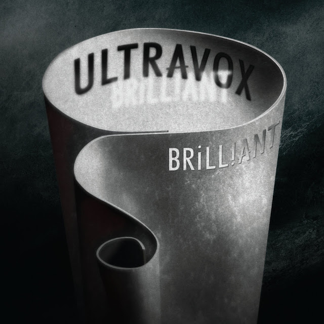 Ultravox - Brilliant album cover