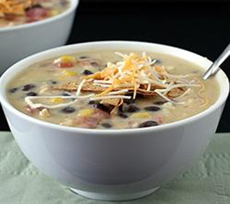six can chicken tortilla soup recipe six can chicken tortilla