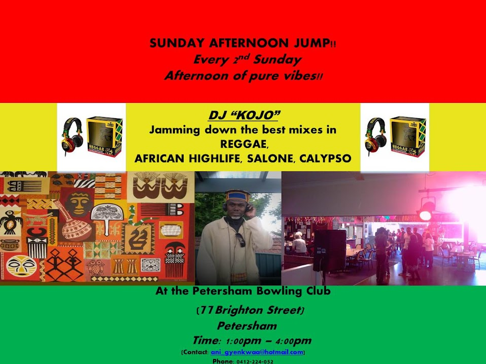 Sunday Afternoon Jump 2pm to 5pm