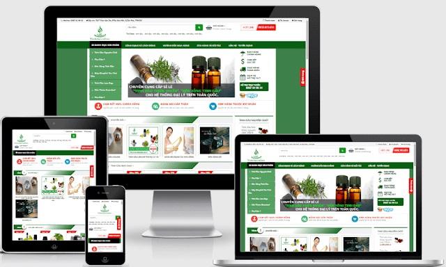 SEO standard sales blogspot theme