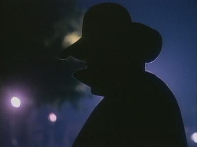 The Shadow Man (1985)
