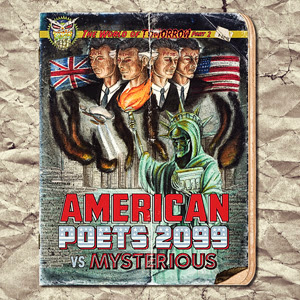American Poets 2099 Vs Mysterious - The World Of Tomorrow (Part 2)