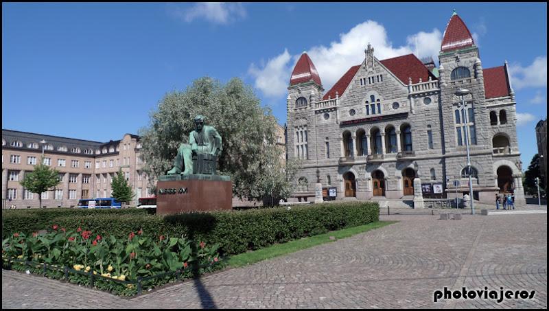 Plaza de Rautatientori