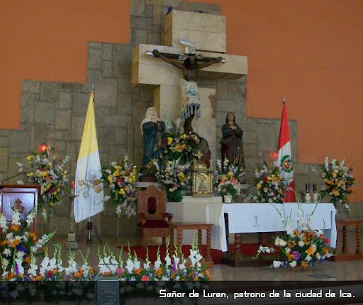 Santuario del Señor de Luren de ICA