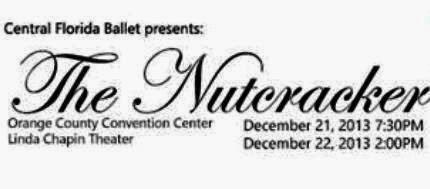 Central Florida Ballet's Nutcracker