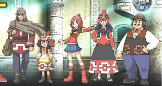 Pokemon Movie 14th The Black Hero Characters