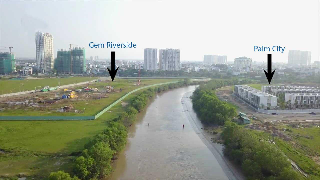 phoi canh gem riverside
