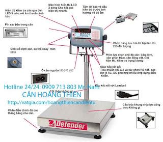 Cân bàn điện tử Cas DB-1c
