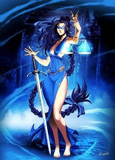 Who Is Lady Justice Image