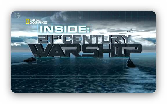 El buque de guerra del siglo XXI [NatGeo HD][HDTV 720p][Espa�ol][2012]