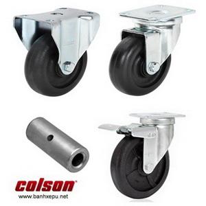 Bánh xe đẩy chịu nhiệt 230 độ C chịu tải trọng (90~136kg)