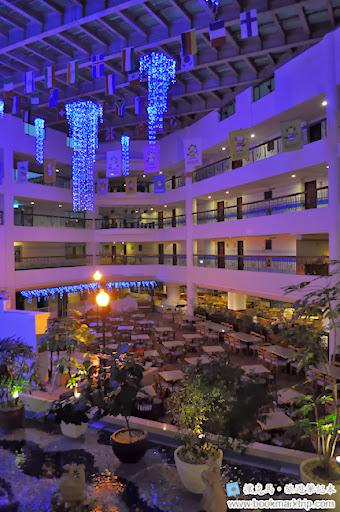 墾丁福華渡假飯店 餐廳麗香苑