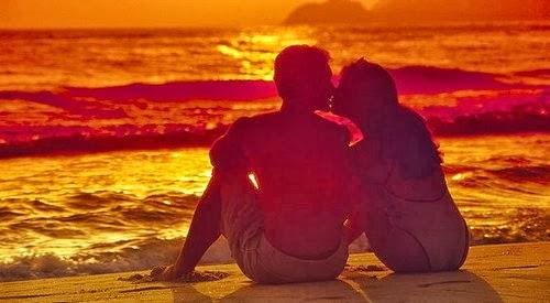 Hình ảnh lãng mạn trên Biển 2
