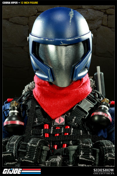 Toyhaven Sideshow Collectibles 1 6 Cobra Viper 12 Inch