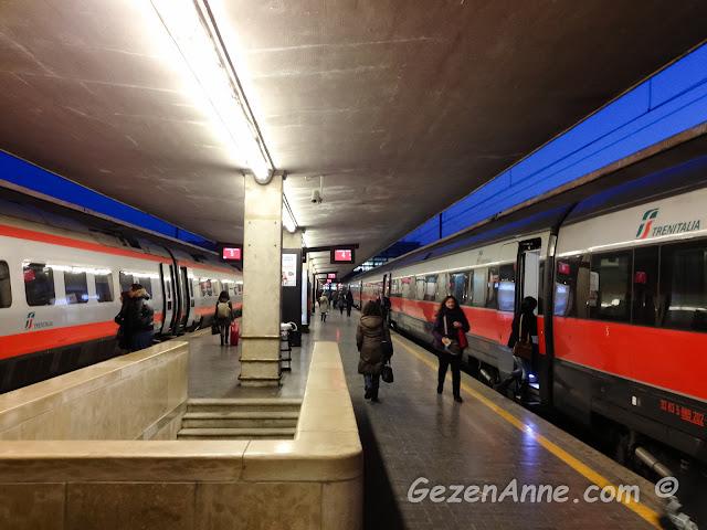 İtalya hızlı trenleri