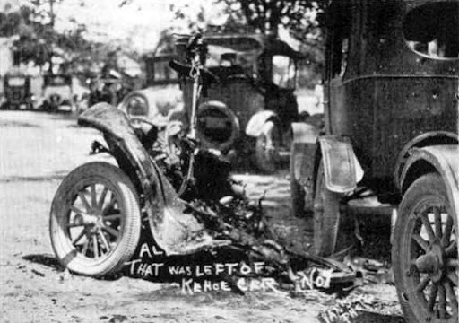 The Kehoe car bomb was loaded with enough explosive to vaporize 75% of his vehicle killing Kehoe and three others.