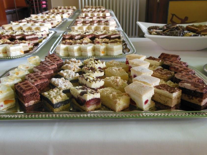 Bild vom Kuchen beim Barcamp Mitteldeutschland in Jena