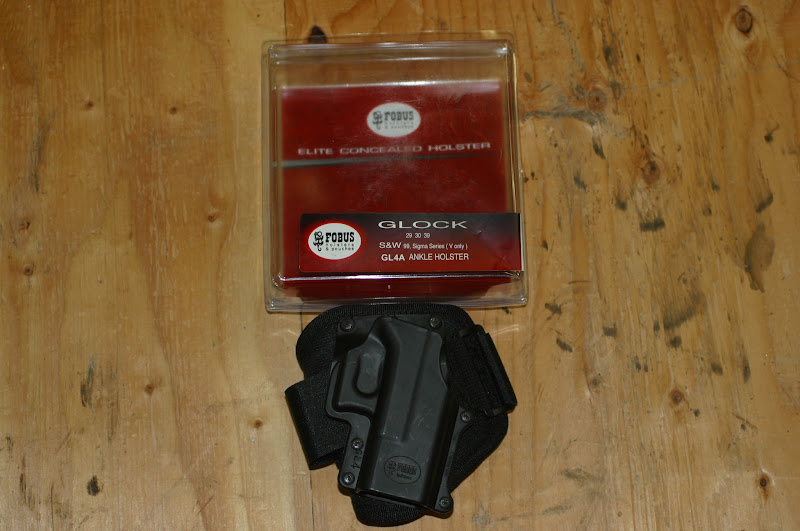 acc AH34 FOBUS Ankle holster for Glock 30