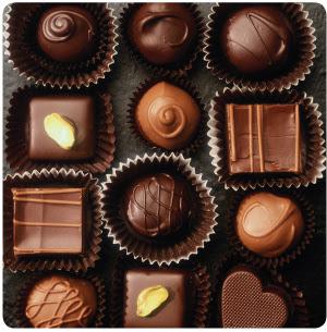 coklat, baik untuk otak