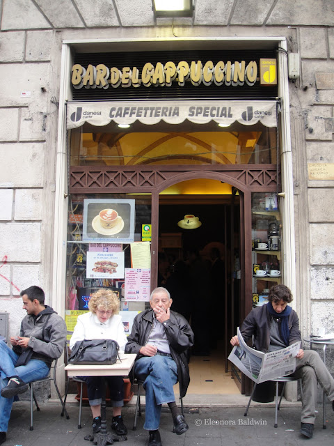 Bar del Cappuccino in Rome