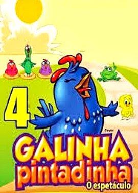 Galinha Pintadinha 4 DVDRip XviD & RMVB Nacional