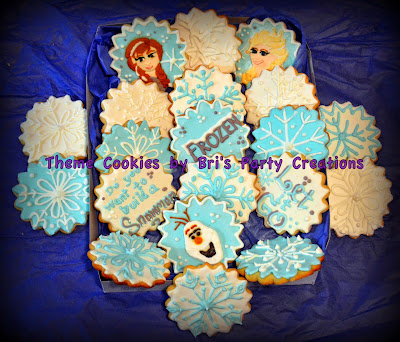 Custom Cookies by Bri