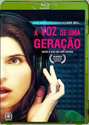 Filme Poster A Voz de Uma Geração BDRip XviD Dual Audio & RMVB Dublado