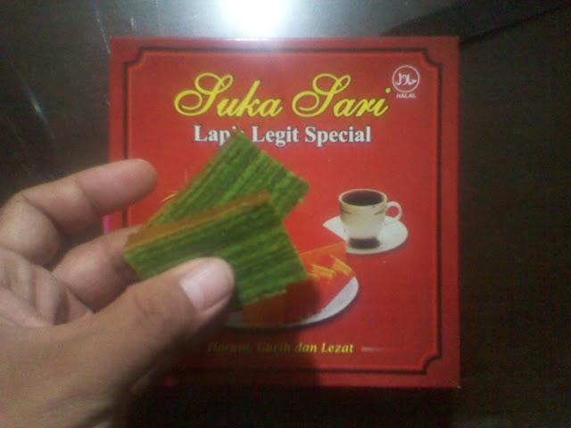 Lapis Legit Suka Sari