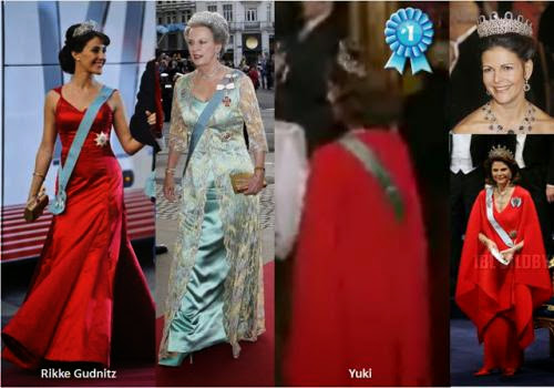 Flashback Friday Queen Margrethe Birthday Celebrations Part 1